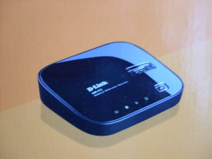3G маршрутизатор D-LINK DIR-412