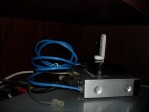 DreamBox 500S и D-Link DIR-412