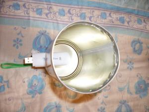 баночная 3G антенна